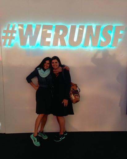 Nike 1/2 Marathon Expo and Party