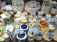 a little cheese...