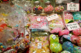 ... And Candy...