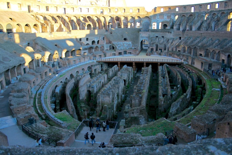 #theromancolosseum