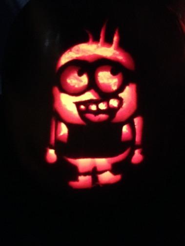 This was 2013s pop pumpkin