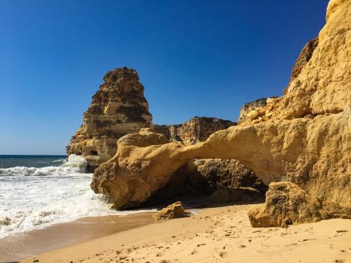 #praiadamarinha