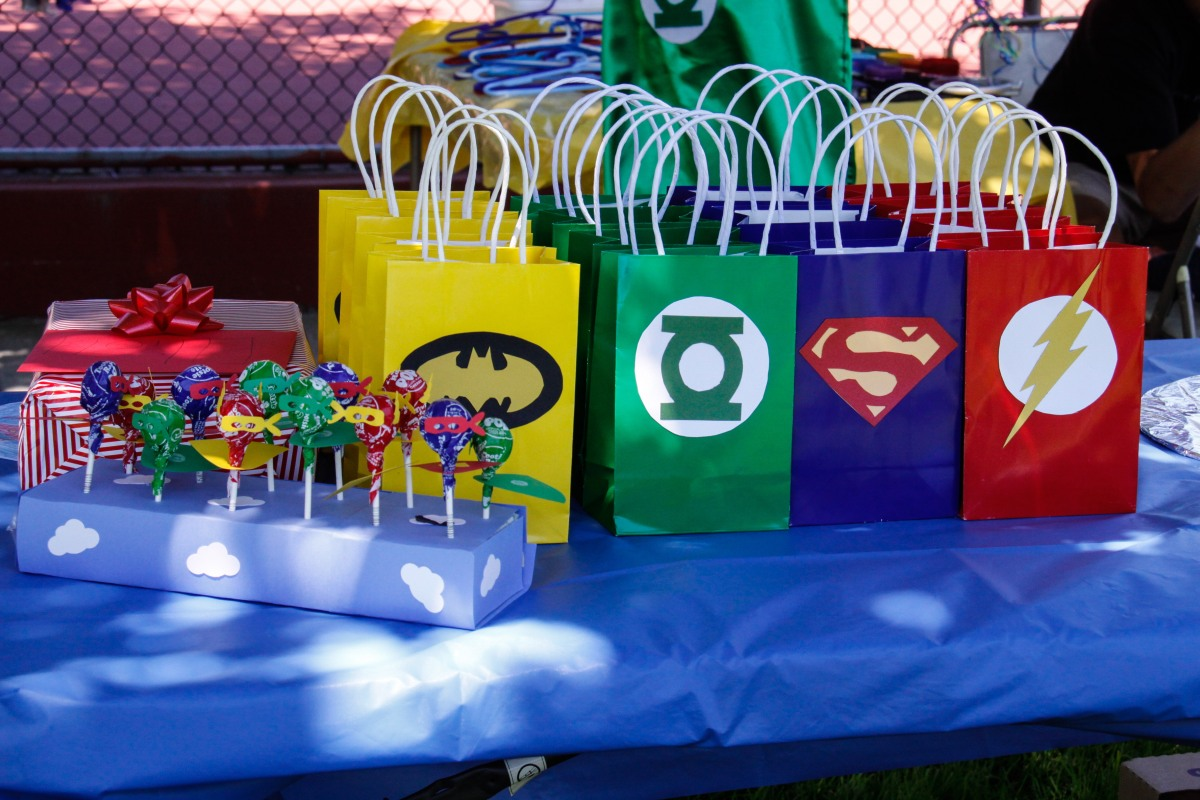 A Super Birthday For Your Little Hero Hilarystyle
