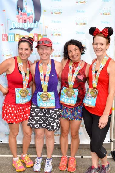 #runninggirls