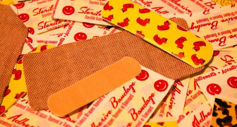 #bandages