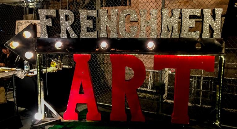 #frenchmenartmarket