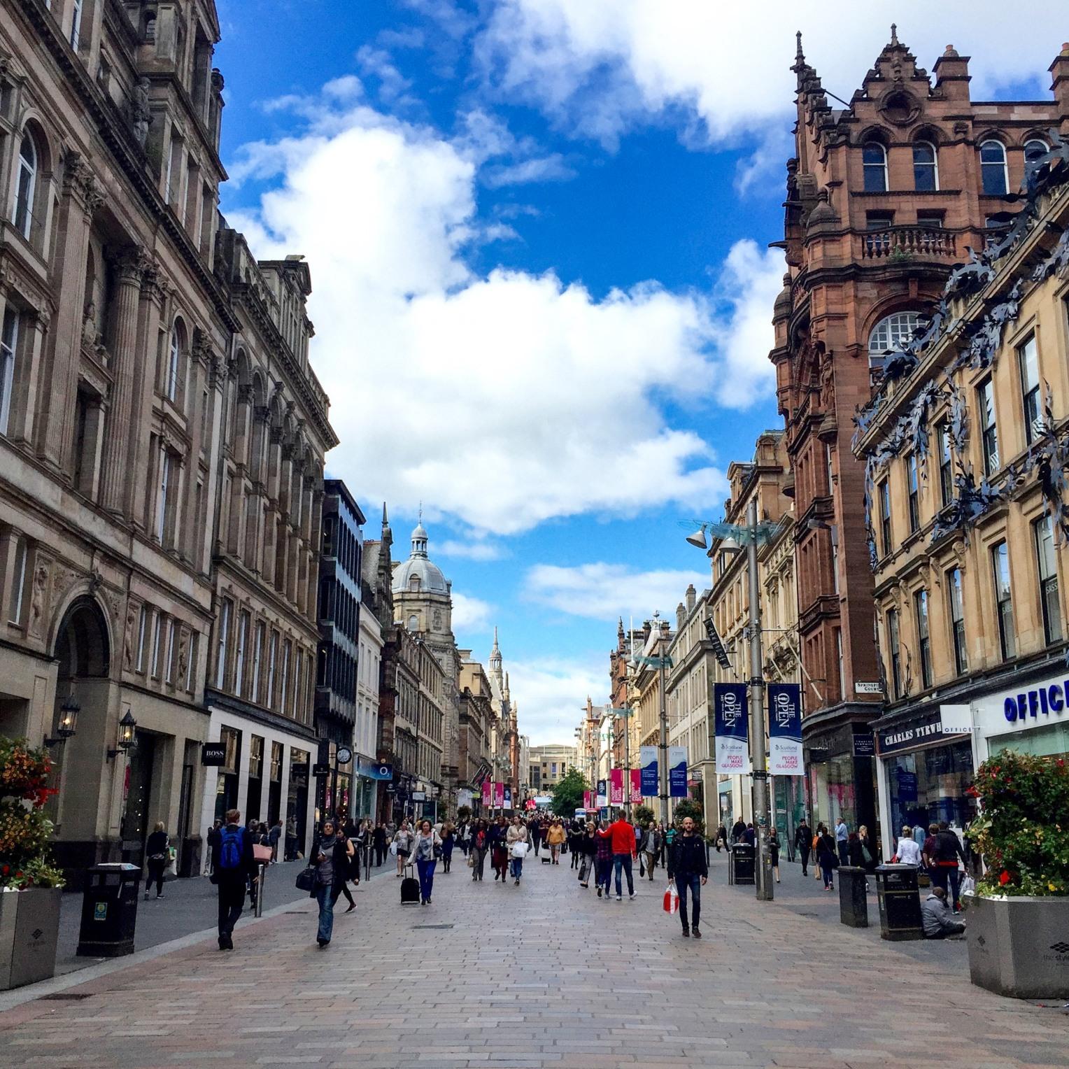 Glasgow day one-3380