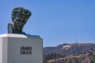 Los Angeles James Dean