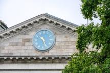 Dublin Trinity College Campus