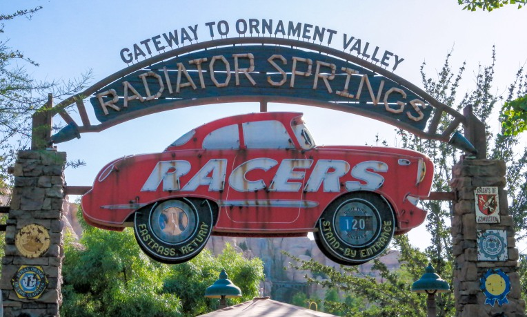 #radiatorspringsracers