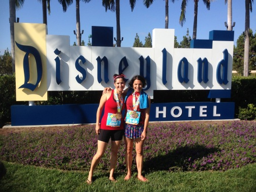 The Disneyland 1/2 Marathon Weekend