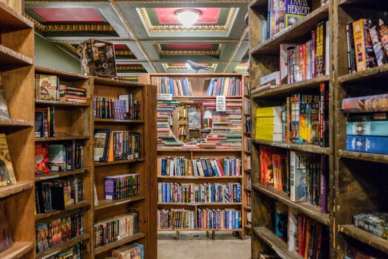 #thelastbookstore