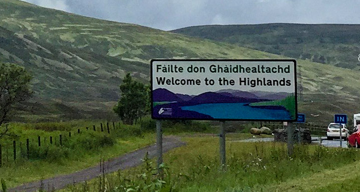 #welcometothehighlands