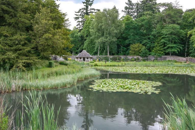 Scotland Blair Castle Gardens