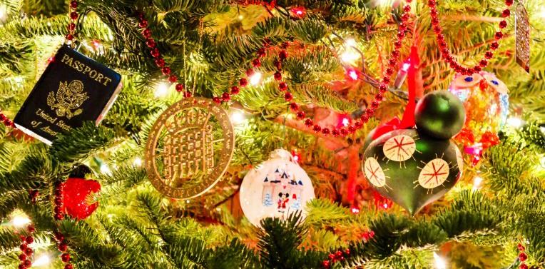 #ohchristmastree