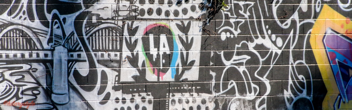 Downtown Los Angeles Graffiti & Mural Walking Tour