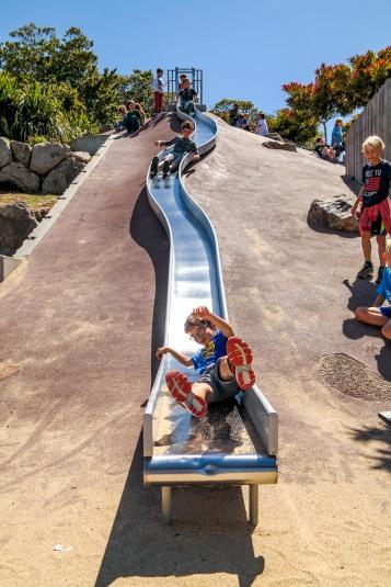 Mission Dolores Park San Francisco with Kids