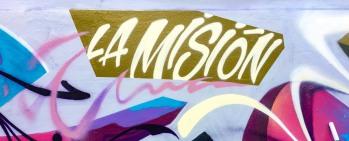 Mission District San Francisco Street Art fnnch