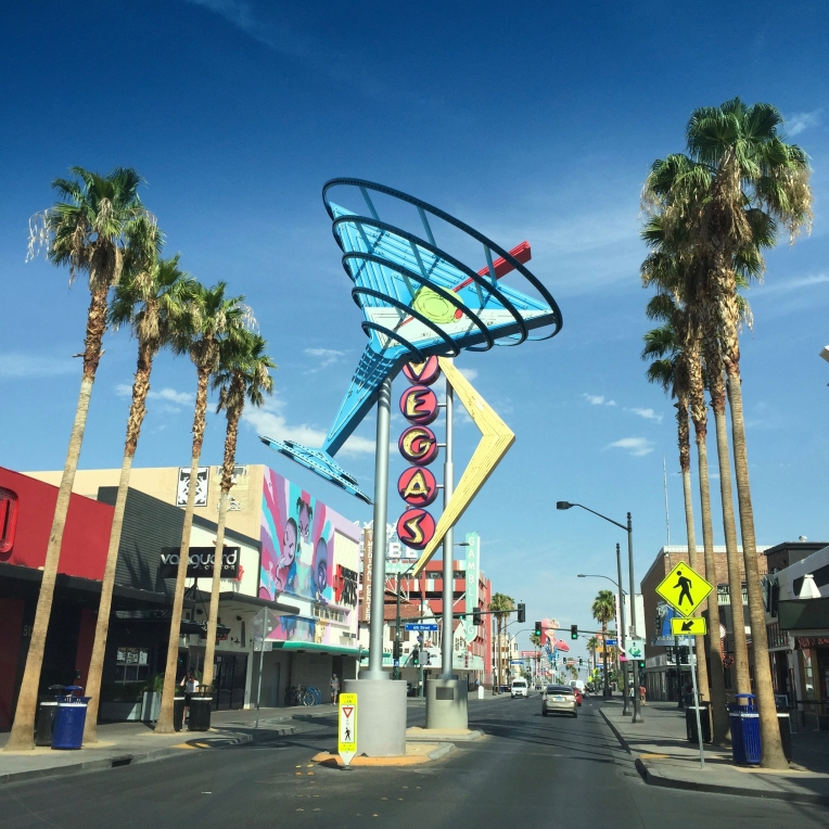 Fremont East District Las Vegas Nevada