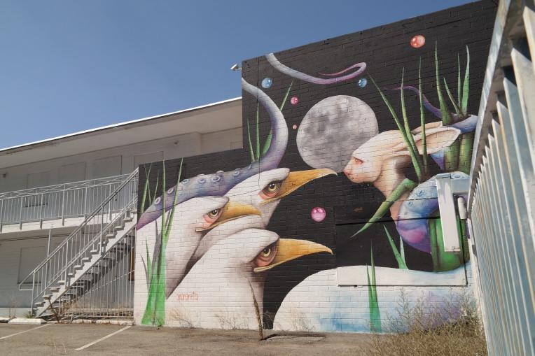 Las Vegas Nevada Ana Maria Ortiz Street Art