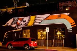 Las Vegas Nevada Ana Marietta Street Art