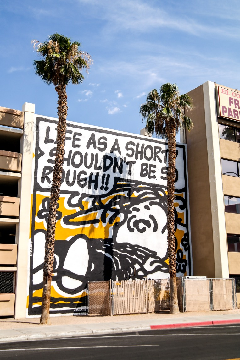 Las Vegas Nevada Mark Drew Street Art