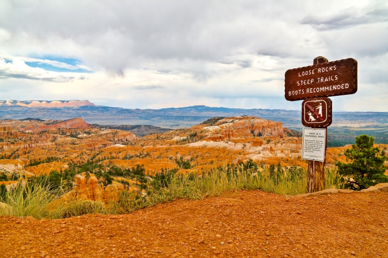 Bryce Canyon National Park #steeptrails