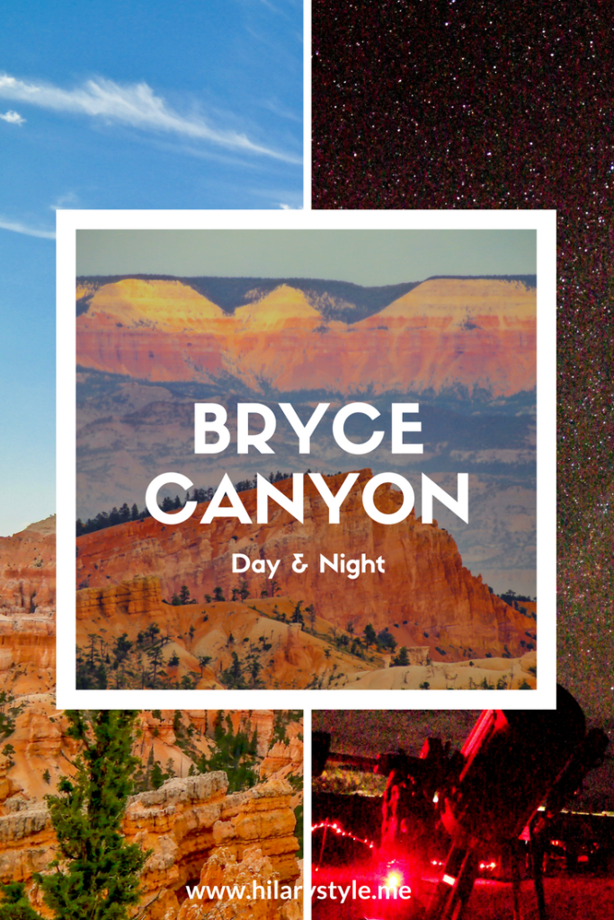 Bryce Canyon National Park Utah #astrophotography #familyfriendlyhiking