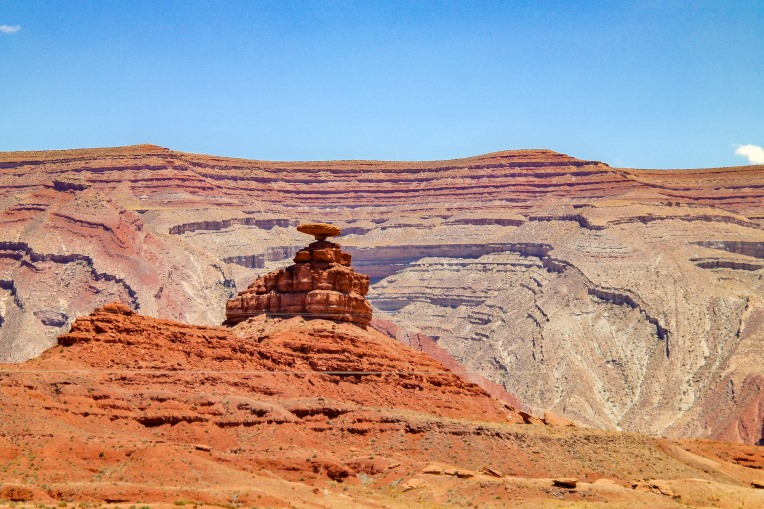 Mexican Hat Utah #mexicanhat